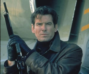tomorrow never dies and Pierce Brosnan image