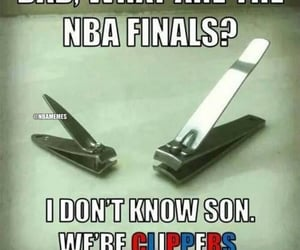 Basketball, NBA, and clippers image