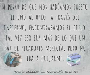 walking disaster, travis maddox, and inevitable desastre image