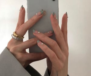 nails and aesthetic image