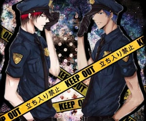 anime, Hot, and knb image