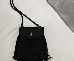 bags, YSL, and fashion image