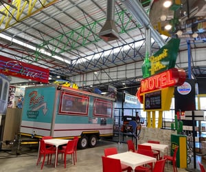 diner, south africa, and travel image