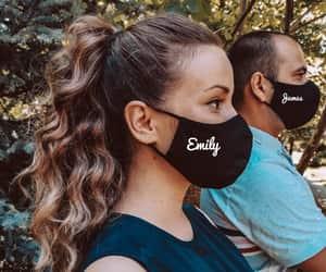 etsy, reusable mask, and washable mask image