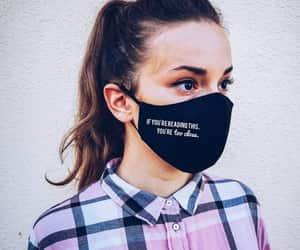 etsy, cotton mask, and washable mask image
