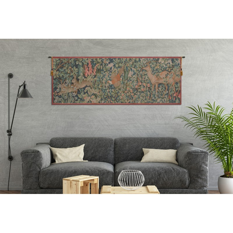 tapestry, belgian tapestry, and french tapestry image