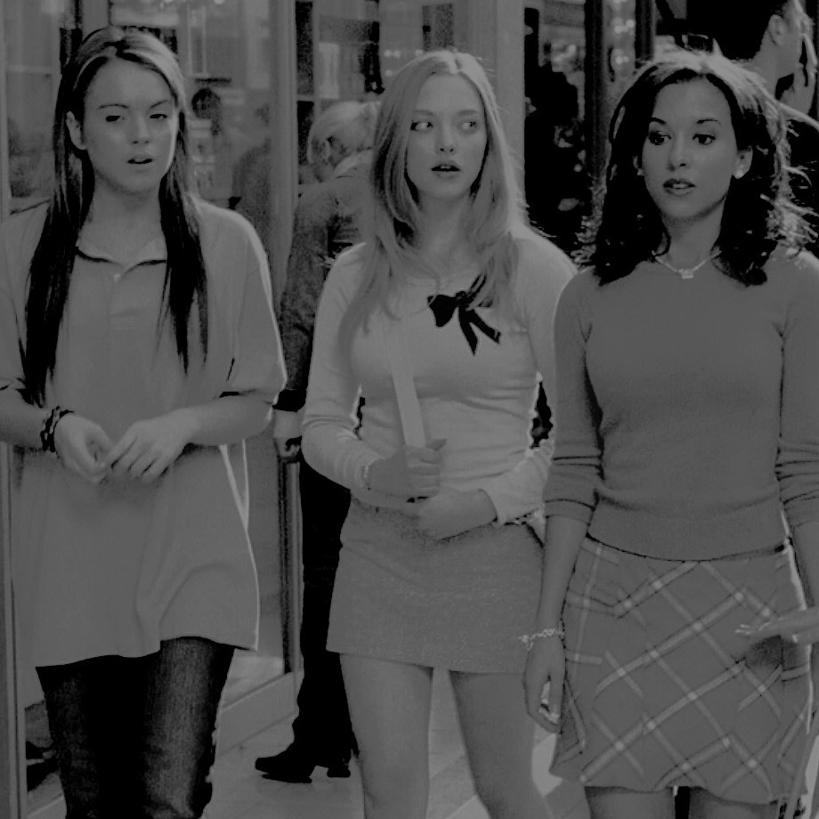 article, if i were in, and mean girls image