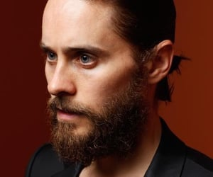 30 seconds to mars, vocalist, and bearded image