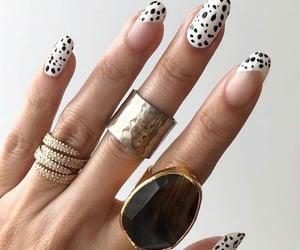 attitude, fashion, and manicure image