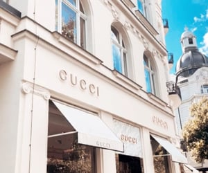 berlin, gucci, and store image