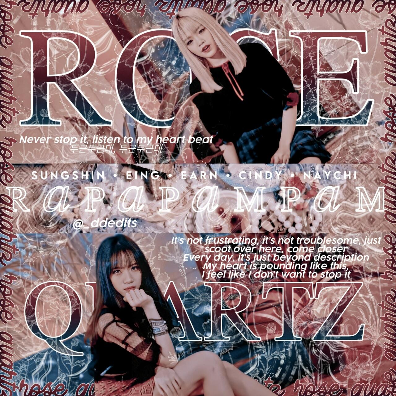 rosequartz, mvedit, and ddedits image