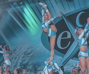 bow, cheer, and cheerleader image