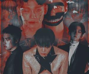 broken, butterflies, and Chen image