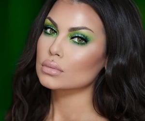 beauty, makeup artist, and bailey sarian image
