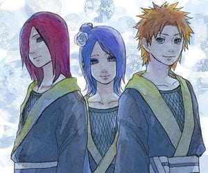 akatsuki, uzumaki, and nagato image
