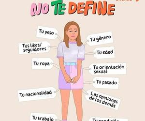 personas, frases español, and actitud image