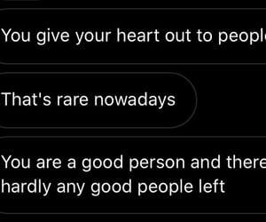 good, people, and texts image