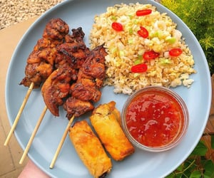 asian, chinese, and recipe image