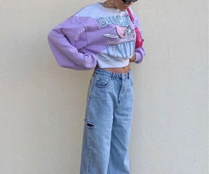 90s, streetwear, and aesthetic image