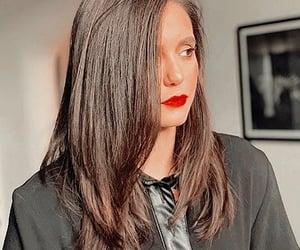 icons, Nina Dobrev, and the vampire diaries image