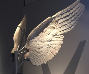 wings and art image