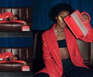 ad, handbag, and luxury image