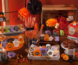 candy, Halloween, and kids image