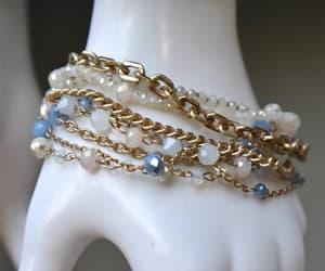 etsy, gift for her, and swarovski bracelet image