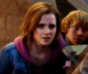 hermione granger, rp help, and harry potter image