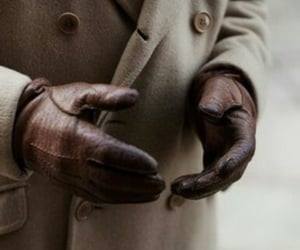 gloves and leather image
