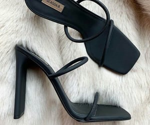 shoes, chic, and heels image