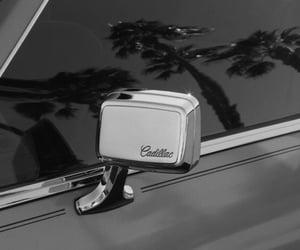 car, cadillac, and vintage image
