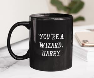 etsy, hagrid, and black mug image