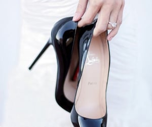 fashion, shoes, and high heel image