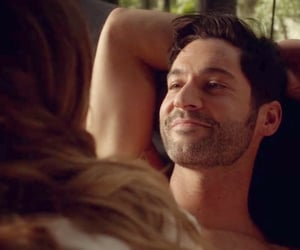 lucifer, mazikeen, and lucifer 5 image