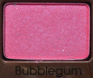 pink, glitter, and eyeshadow image