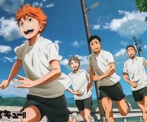 cover, anime, and manga image