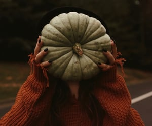 autumn, Halloween, and nature image