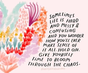 bloom, empowerment, and encouragement image