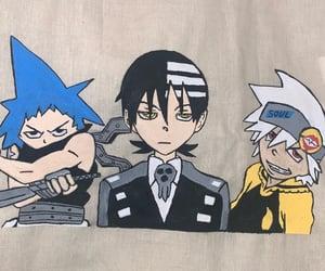 anime, custom, and tote bag image