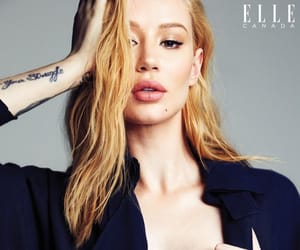 elle canada, style, and style icon image