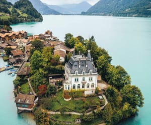 architecture, switzerland, and art image