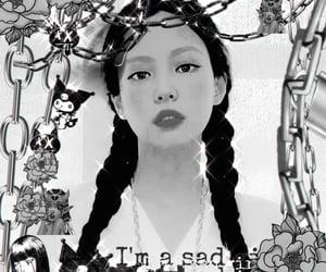 bad girl, aethetic, and dark theme image
