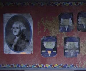 abandoned, art, and president image