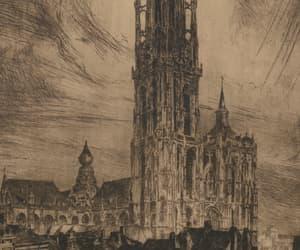 art, belgian, and louis joseph van peteghem image