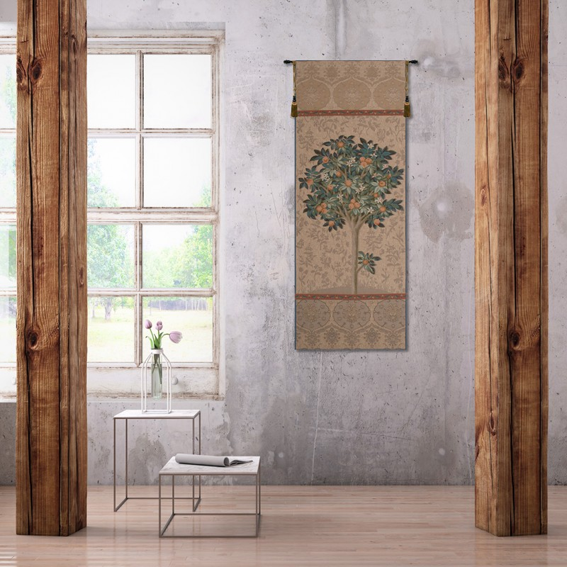 tapestry, wall decor, and belgian tapestry image
