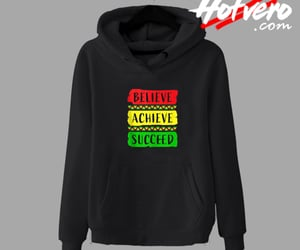 clothes, women, and hoodie image