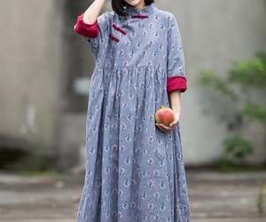 etsy, vintage dress, and loose dress image
