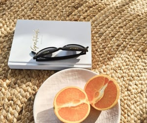 aesthetic, fruit, and journal image