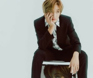 boyfriend, suit, and nct image